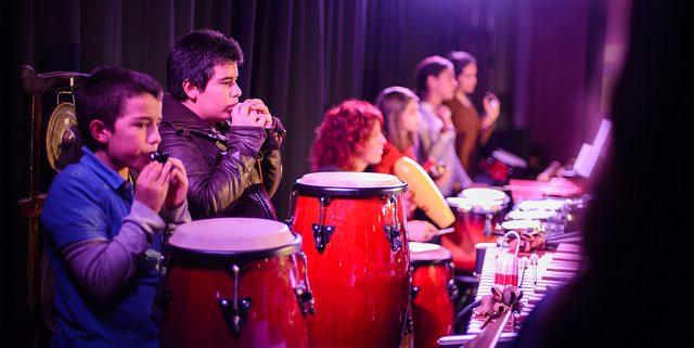Festes Sant Genís i La Teixonera - Concert Orquestra Sant Genís i la Teixonera