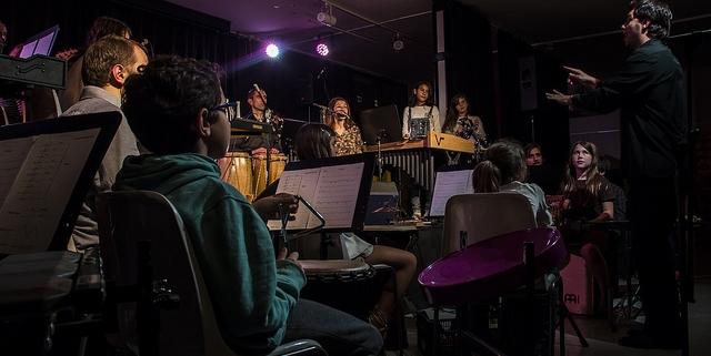 concierto barcelona sant genis teixonera - integrasons
